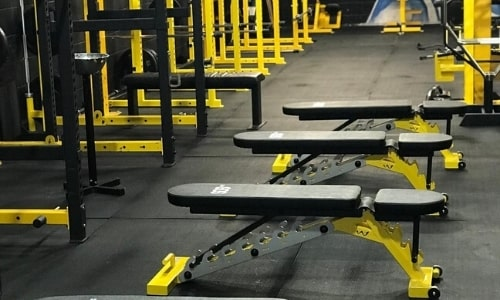 SOS Athletic Excellence Squat Racks and Bench Selection